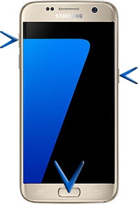 Samsung Galaxy S7 hard reset and factory reset