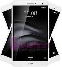 How to Hard Reset Huawei MediaPad M2 7.0