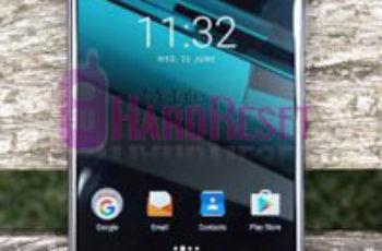 how to hard reset Vodafone Smart Platinum 7 smartphone