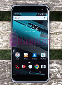 how to hard reset Vodafone Smart Platinum 7 smartphone