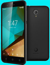 how to hard reset Vodafone Smart prime 7 smartphone