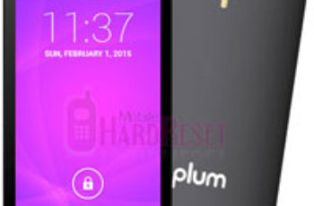 how to hard reset Plum Check LTE