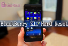 Photo of BlackBerry Z10 Hard Reset / Master Reset Guideline For Mobile User
