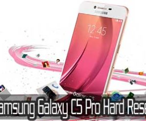 How To Hard Reset Samsung Galaxy C5 Pro Smartphone