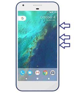 Google Pixel XL hard reset