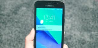 Samsung Galaxy Xcover 4 hard reset
