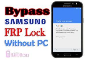 FRP Lock Baypass