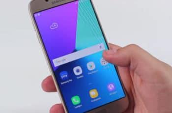Samsung Galaxy J5 2017 hard reset