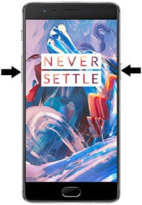 How to Hard reset oneplus 3