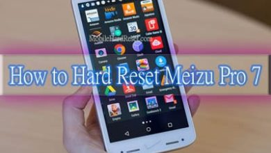 Photo of How to Hard Reset, Factory Reset Meizu Pro 7 Smartphone