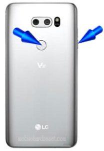 LG V30 hard reset