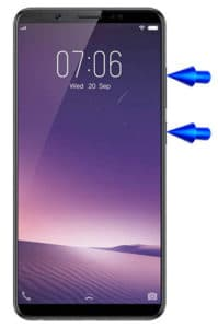 how to hard reset vivo v7 plus